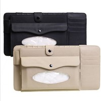 Cars Leather 3 In 1 Tissue Box [6534390919]