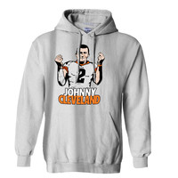 JOHNNY CLEVELAND Hoodie for Mens Hoodie and Womens Hoodie *
