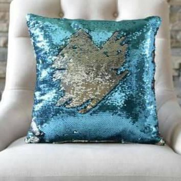 Mermaid Pillows in Multiple Colors.