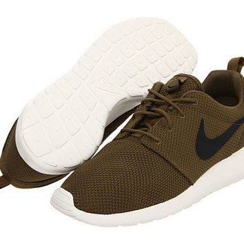 Nike Roshe Run Iguana Sail Black - Zappos.com Free Shipping BOTH Ways 82fde4dbe7b3