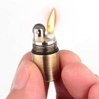 Mini Compact Lifetime Lighter (fluid not included)
