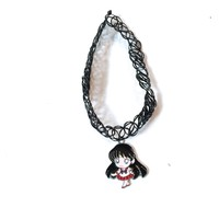 KAWAII Sailor Mars Tattoo Choker