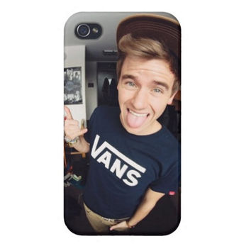 Connor Franta iPhone 4 4s 5   iPod 4 Case from harrysfirstwife on 62bc1a4b569f