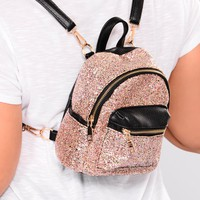 Show Off Backpack - Pink