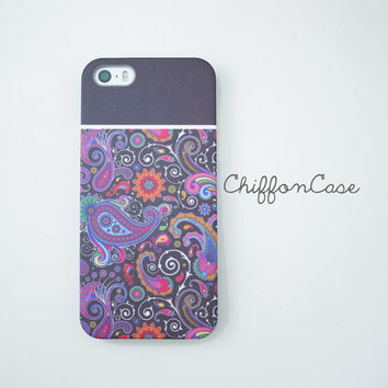 Paisley iphone 4 case, Pattern iphone 4s case, vintage iphone 4 cover, iphone 4s cover, iphone case, iphone cover, cases
