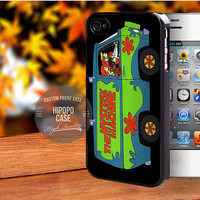 Scooby Doo Bus case for iPhone 5/5s/5c/4/4s/6/6+,iPod 4th 5th,Samsung Galaxy S3/S4/S5,Note 2/3,HTC One,LG Nexus