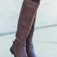 The Cissy Boot, Brown