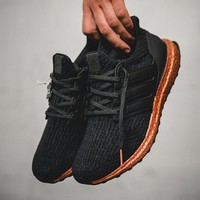 adidas Ultra Boost 3.0 LTD Bronze Boost Fashion Casual Shoes Sneaker