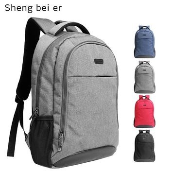 """2018 Newest Brand Backpack For Laptop 14"""",15"""",15.6"""",17"""",17.3"""",18 inch Notebook Bag, Packsack,Travel School Bag, Free Shipping"""