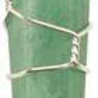 Wire Wrapped Green Aventurine point
