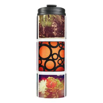 Create Your Own Instagram Thermal Tumbler