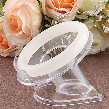 New Clear Bracelet Storage Stand Organizer Holder Rack Bangle Display