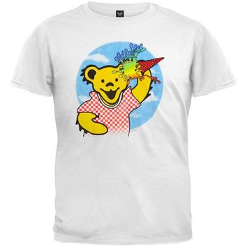 DCCKU3R Grateful Dead - Ice Cream Bear Toddler T-Shirt