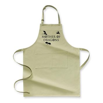 Mother Of Dragons Three Dragons, Game of Thrones Apron