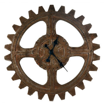 Industrial Style Gear Wall Hanging Decoration  3229