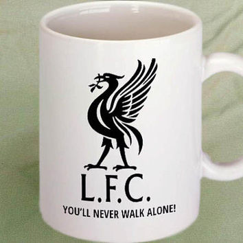 Liverpool Fc logo ynwa coffee mug,tea mug,cup mug 11oz