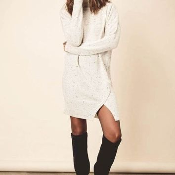 Mira Sweater Dress by LoveStitch