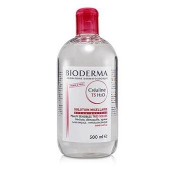 Bioderma Sensibio (Crealine) TS H2O Micelle Solution - For Very Dry Skin (Exp. Date 12/2017) Skincare
