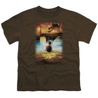 Mirrormask Movie Poster Coffee Youth T-Shirt