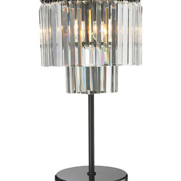 CDI Furniture Odeon Fringe Table Lamp