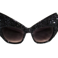 Cat Woman Swarovski® Sunnies
