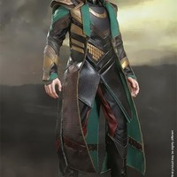 Loki Collectible Figure Movie Masterpiece 1:6 Scale Thor