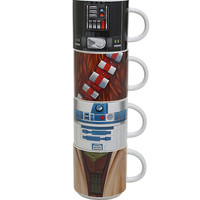 Star Wars Stacking Mug Set