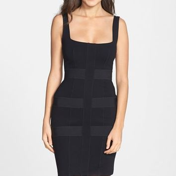 Women's French Connection 'Marie' Stretch Knit Bandage Dress