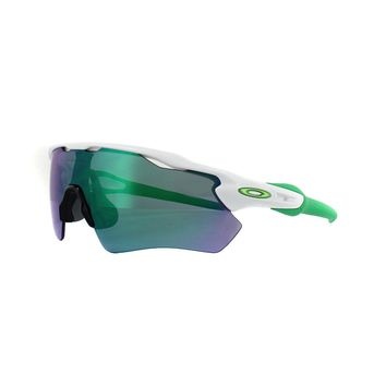 Oakley Sunglasses Radar EV Path OO9208-48 Polished White Jade Iridium