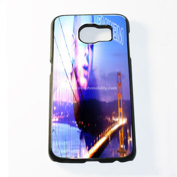 Eminem Slim Shady Manhattan Bridge Samsung Galaxy S6 and S6 Edge Case