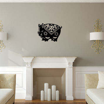 Pig Chinese Zodiac Wall Decal Sticker 24