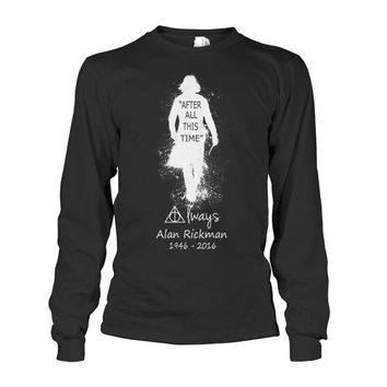 Harry Potter- After all this time ? Always -Unisex Long Sleeve - SSID2016