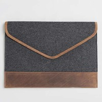 Grey Melton Ipad Case - Sale Accessories - Sale