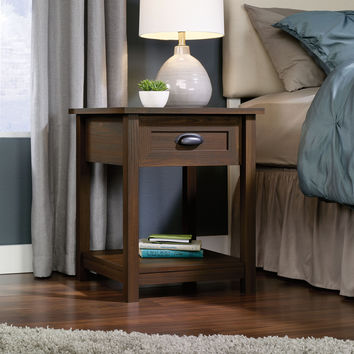 Sauder County Line 1 Drawer Nightstand