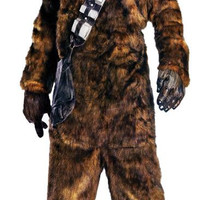 Chewbacca Adult Dlx Costume
