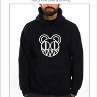 Radiohead Hoodies in Black, Gray and Red Colors