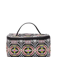 Abstract Patterned Makeup Case