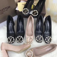 Louis Vuitton High Heels