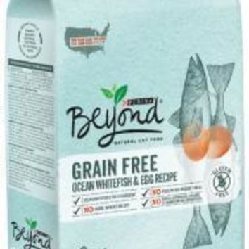 LMFYN5 One Beyond Grain Free Whitefish-Egg Cat 11#
