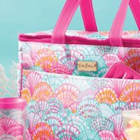 Insulated Beach Cooler - Lilly Pulitzer