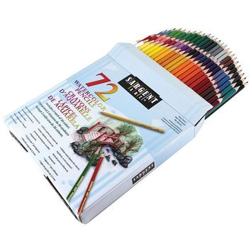 SARGENT ART COLORED PENCILS 72