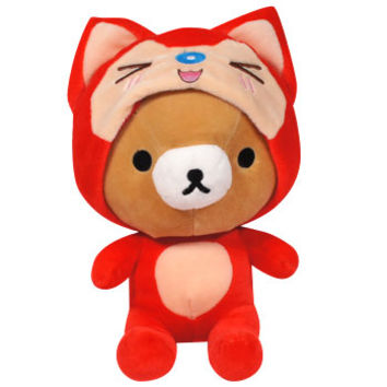 Rilakkuma in Red Fox Costume 12 | AsianFoodGrocer.com, Shirataki Noodles, Miso Soup