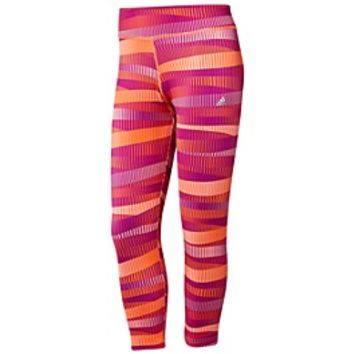 Ultimate Allover Print 3/4 Tights