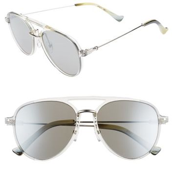 Grey Ant Praph 57mm Sunglasses | Nordstrom