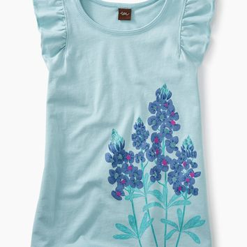 Blue Bonnet Top