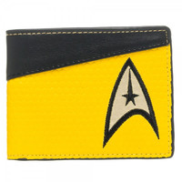 Star Trek Wallet  - Gold
