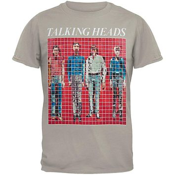 Talking Heads - More Songs Soft T-Shirt