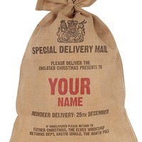 HARROW & GREEN - Personalised Santa sack | Selfridges.com
