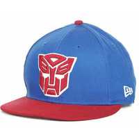 Transformers Rev Hero 9FIFTY Snapback