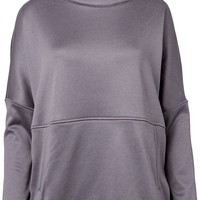 The North Face Women's Heathered Agave Poncho